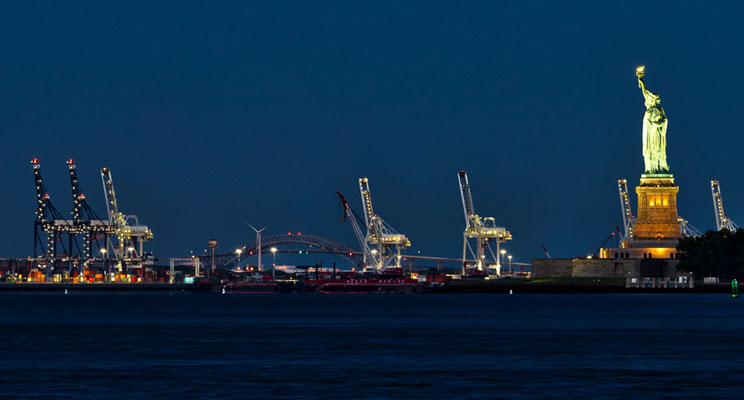 NY/NJ Terminals Announce Increased Demurrage