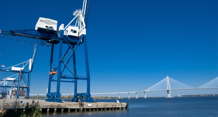 Deeper ports could mean deeper savings on the East Coast